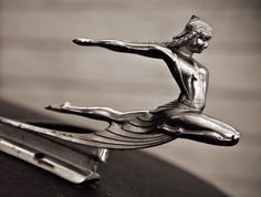 Hood Ornament...Brought to you by #CarInsurance@Houseofinsurance Eugene Oregon