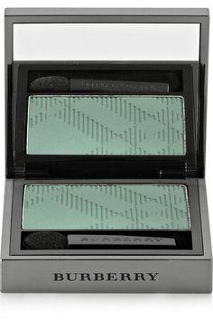 Burberry Beauty - Wet & Dry Silk Eye Shadow - Aqua Green No.309 - one size