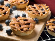 Yum! Check out the Baby Blueberry Pies from Lucky Leaf. Im going to try it, and you should too!