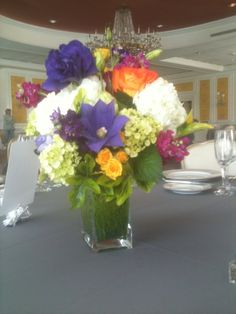 Katie and Rob Centerpiece