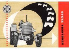 Tractorbrochures.com/Steyr 80 - 280 Steyr, Tractor, Tractors
