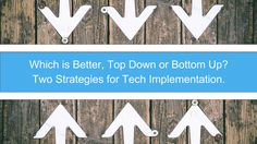 It's not too late! Learn Two Strategies for Tech Implementation in today's webinar with Schoology Ambassador Dr. Will Deyamport at 2:00pm ET. Register now: http://t.sch.gy/UbiJ30949X6 #edtech #K12 #LMS