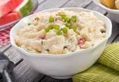 The 15 Best Potato Salad Recipes Potato Salad No Mayo, Best Potato Salad Recipe, Potato Salad Dressing, Potato Salad Mustard, Creamy Potato Salad, Potato Salad With Egg, Ree Drummond, Pesto Genovese, Southern Potato Salad