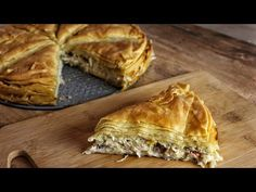 YouTube Greek Dishes, Food Categories, Spanakopita, Greek Recipes, Food And Drink, Snacks, Chicken, Cooking, Ethnic Recipes