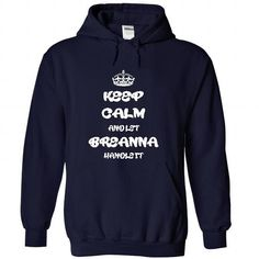 Keep calm and let Breanna handle it T Shirt and Hoodie - #thank you gift #cool gift. HURRY => https://www.sunfrog.com/Names/Keep-calm-and-let-Breanna-handle-it-T-Shirt-and-Hoodie-6470-NavyBlue-26542483-Hoodie.html?68278