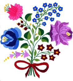hugarian ebrodariey | hungarian embroidery patterns