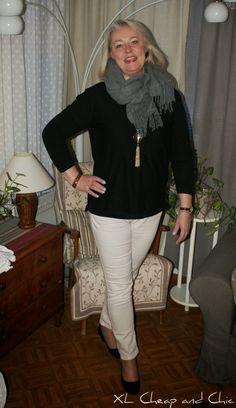 XL Cheap & Chic: Vilukissan mustat ja harmaat, muita päivityksiä ja...