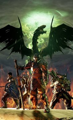 Dragon Age Inquisition Companions | Today we have new details for Dragon Age Inquisition , in the form of ...