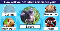 How will your children remember you?