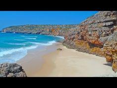 ▶ Praia das Furnas Beach Algarve (HD) - YouTube