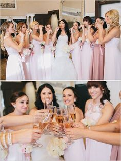 Cheers to the New Bride!