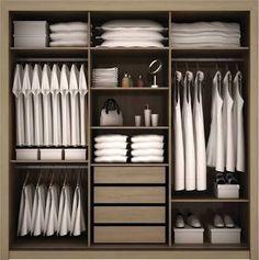 The 5 Must-Haves of a Luxury Closet Wardrobe Room, Wardrobe Design Bedroom, Master Bedroom Closet, Built In Wardrobe, Smart Closet, Boys Closet, Laundry Closet, Bedroom Furniture Uk, Dressing Room Closet