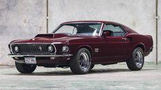 1969 Ford Mustang Bo