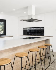 Laundry Design, Kitchen Styling, New Homes, Minimalist, Contemporary, Sydney, Table, Projects, Kitchens