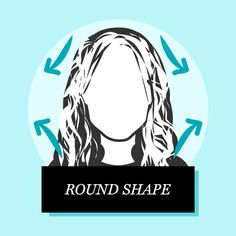 How to contour your hair for your face shape.