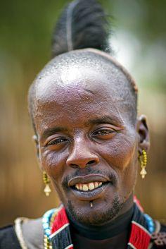 Steven Goethals - Hamar Man - Ethiopia   Flickr