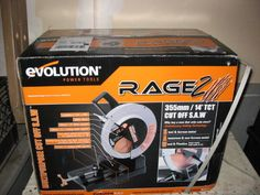 Image result for evolution power tools packaging