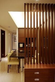 Dividindo Ambientes ~ New House Design