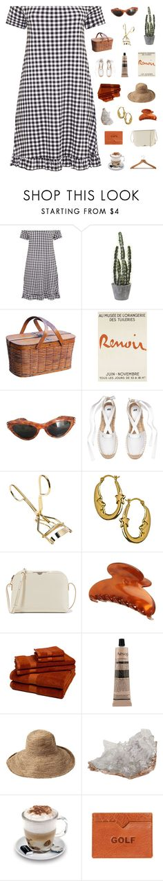 """""""lumina"""" by ughtara ❤ liked on Polyvore featuring The Row, France Luxe, Aesop, Anna New York, Aroma and PERIGOT"""