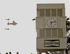 Lancaster at Goodwood Revival