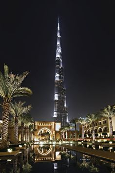At over 828 metres (2,716.5 feet) and more than 160 stories, Burj Khalifa holds many records. Can you name a few?