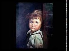 Znalezione obrazy dla zapytania PAINTING crying child