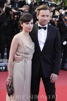 "Ewan McGregor - he is so cute with this wife in ""Long Way Down"""