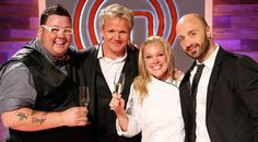Masterchef - I completely enjoy this when it's airing! Excited for a new season!