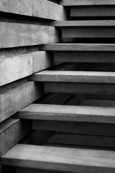 These days, a concrete staircase is really famous for a modern house. The design of staircase with its concrete material is simple and easy to make. It is another option for you who want to design you Staircase Outdoor, Concrete Staircase, Stair Handrail, Staircase Design, Concrete Steps, Staircase Ideas, Stair Design, Railings, Precast Concrete