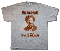Inspired by The Beatles T shirt - Taxman | Beatles T shirts from ...