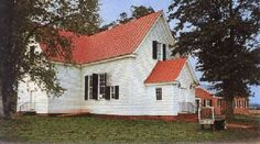 Hebron Lutheran Church, Madison Va.- where my 5th great- grandparents were married in 1789. I so want to visit!