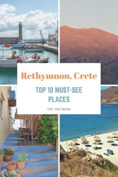 Mykonos Greece, Crete Greece, Athens Greece, Vacation Trips, Day Trips, Rethymno Crete, Greece Travel, Travel Europe, Crete Island