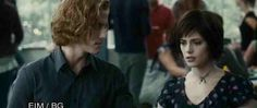 Ch. 21: that look Jasper gives Bella when he knows she's keeping something from him. (Yes I know that's Alice)