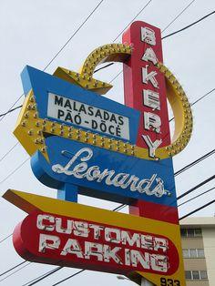 Leonard's, Oahu, Hawaii