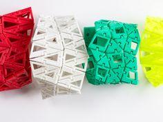 Kinematics @ Home bracelets by nervoussystem - Thingiverse