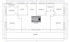 Living Area, Floor Plans, Content, My Favorite Things, Floor Plan Drawing, House Floor Plans