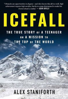 Icefall by Alex Staniforth http://alexstaniforth.com/icefall.html