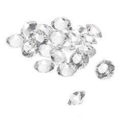 Blue La Rue Crystal Charm Set ($14) ❤ liked on Polyvore featuring jewelry, pendants, white, swarovski crystal jewellery, swarovski crystal charms, clear crystal jewelry, crystal jewelry and charm locket jewelry
