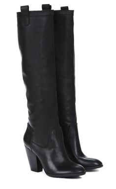 Knee high boots - love these!