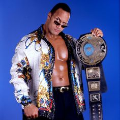 the rock | Greatest WWE Champions | Pinterest | The rock ...