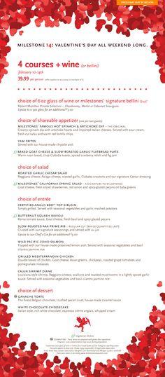 A valentine s day menu 6 romantic dinner tips my for Romantic valentine dinner menu ideas