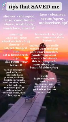 Beauty Routine Tips, Skin Care Routine Steps, Self Care Routine, Girl Advice, Girl Tips, Teen Life Hacks, Useful Life Hacks, Life Hacks Every Girl Should Know, Self Confidence Tips