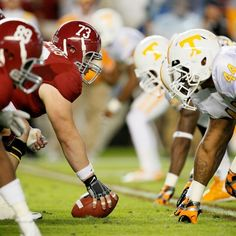 A Southern Tradition The Third Saturday in October. Tennessee vs. Alabama Go Vols BEAT Bama