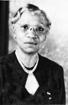 Artemisia Bowden  Artemisia Bowden, black school administrator and civic leader, The National Council of Negro Women cited Artemisia Bowden as one of the ten most outstanding woman educators in the country. Many local organizations also recognized her lifetime of service. In 1954, after fifty-two years as head of St. Philip's, she retired and became dean emerita.