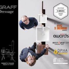 ALL AWARD FOR DRESSAGE DESIGN NESPOLI E NOVARA FOR GRAFF