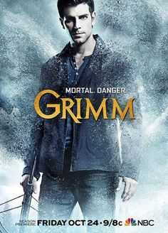 Grimm Temporada 4 Latino