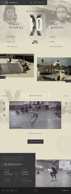 The Berrics Concept by Nathan Riley
