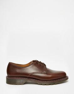 Dr Martens Scotchgrain Derby Shoes