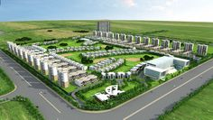 """""""The Hemisphere"""" is a stupendous villa project offering luxurious podium-type and golf-view type villas....."""