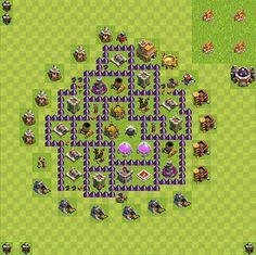 Diseño para farming Ayuntamiento 7, variante 154